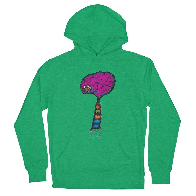 Brainiac Women's Pullover Hoody by Baston's T-Shirt Emporium!