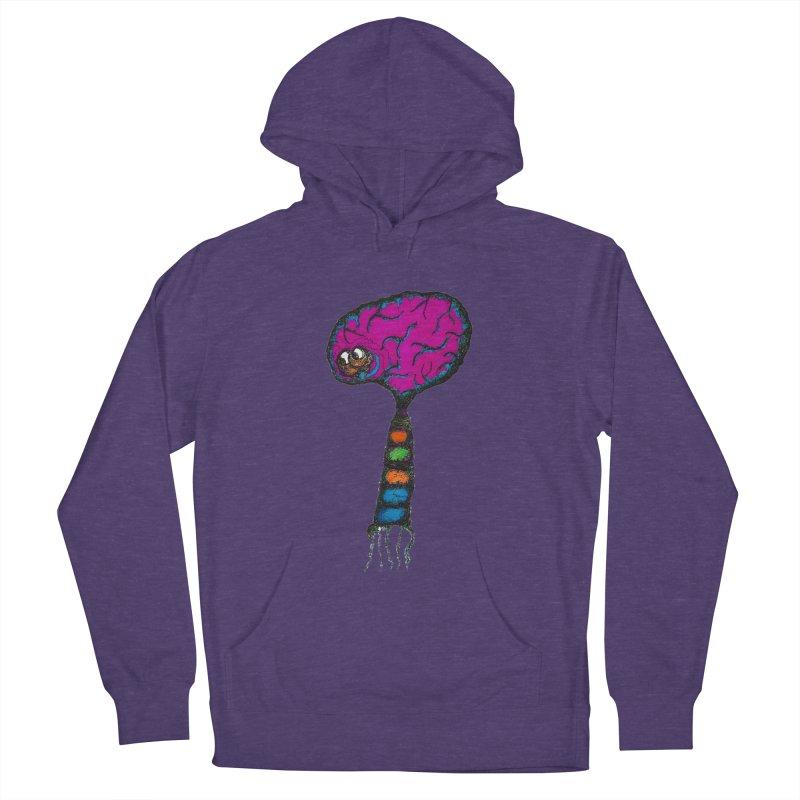 Brainiac Men's Pullover Hoody by Baston's T-Shirt Emporium!