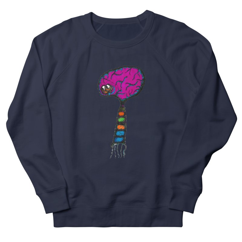 Brainiac Women's Sweatshirt by Baston's T-Shirt Emporium!