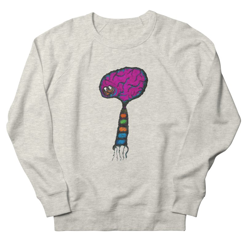 Brainiac Women's Sweatshirt by Baston's T-Shirt Emporium!