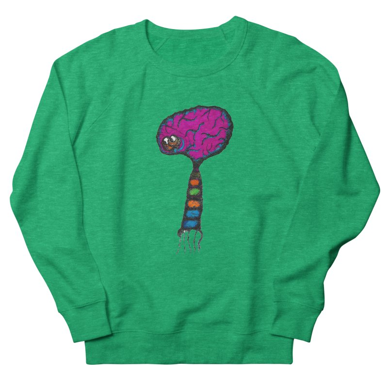 Brainiac Men's Sweatshirt by Baston's T-Shirt Emporium!