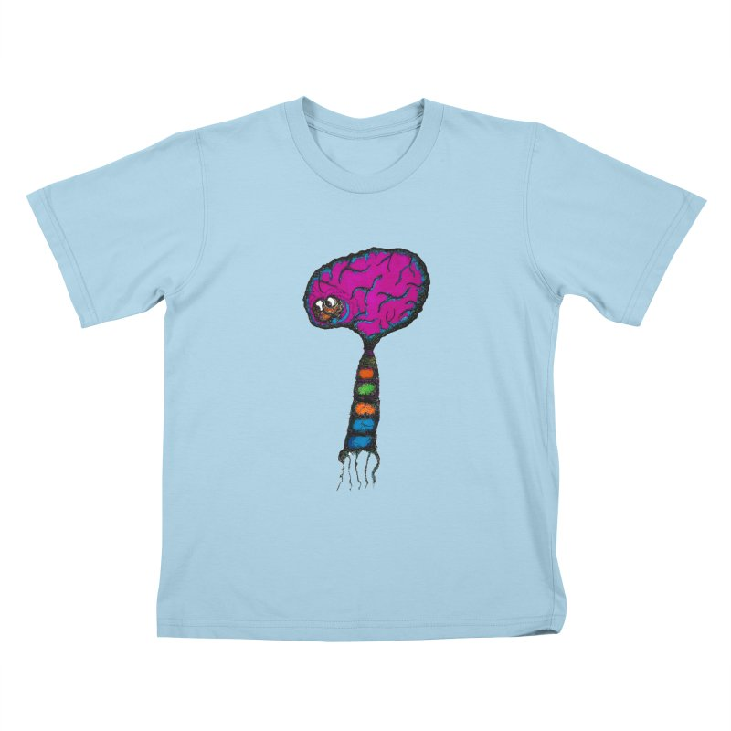 Brainiac Kids T-shirt by Baston's T-Shirt Emporium!