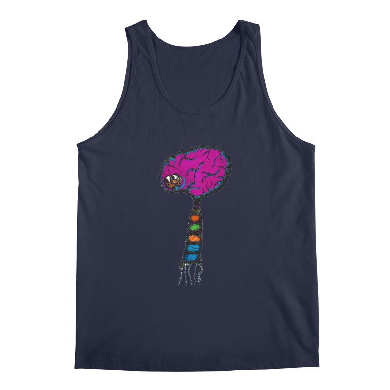 Brainiac Men's Tank by Baston's T-Shirt Emporium!