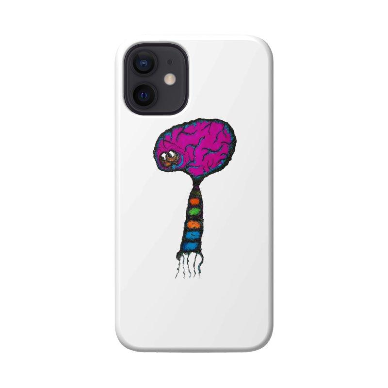 Brainiac Accessories Phone Case by Baston's T-Shirt Emporium!