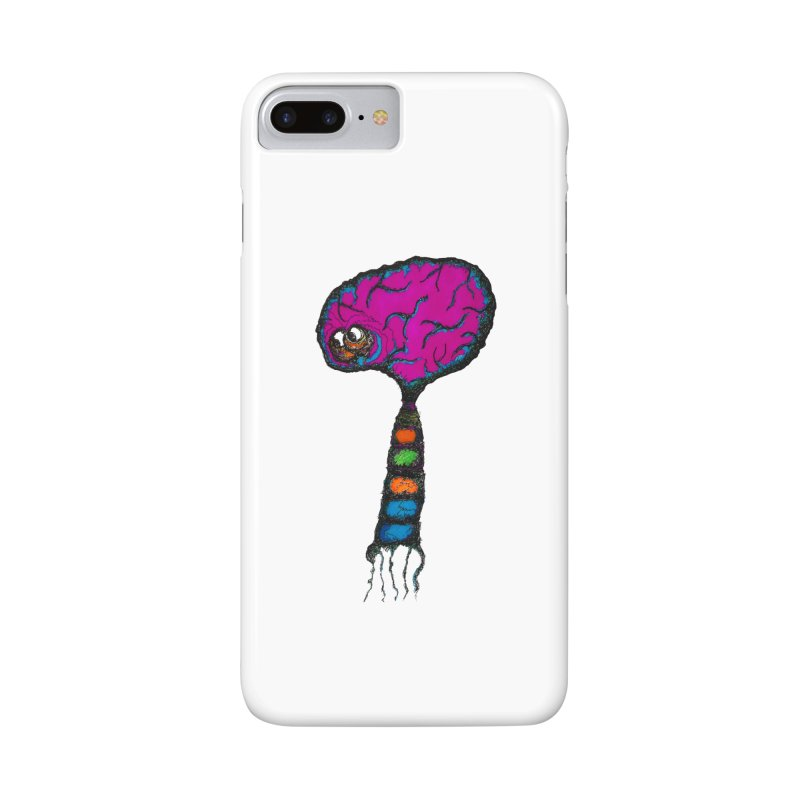 Brainiac Accessories Phone Case by Baston's T-Shirt Emporium!