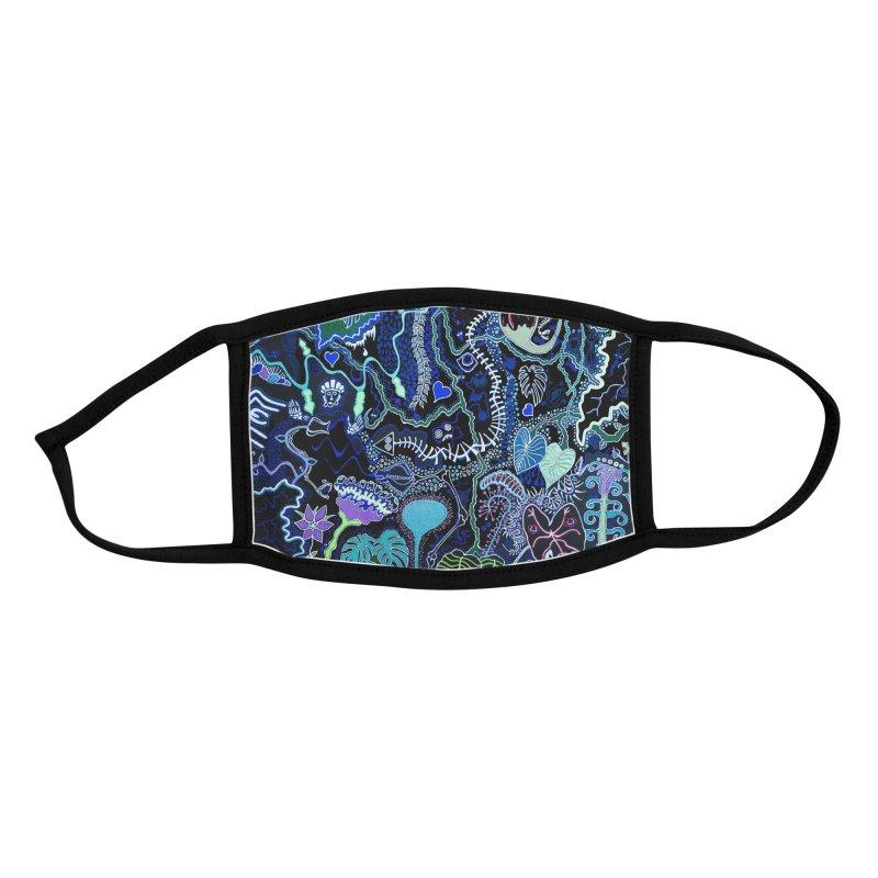 La Selva Accessories Face Mask by Baston's T-Shirt Emporium!