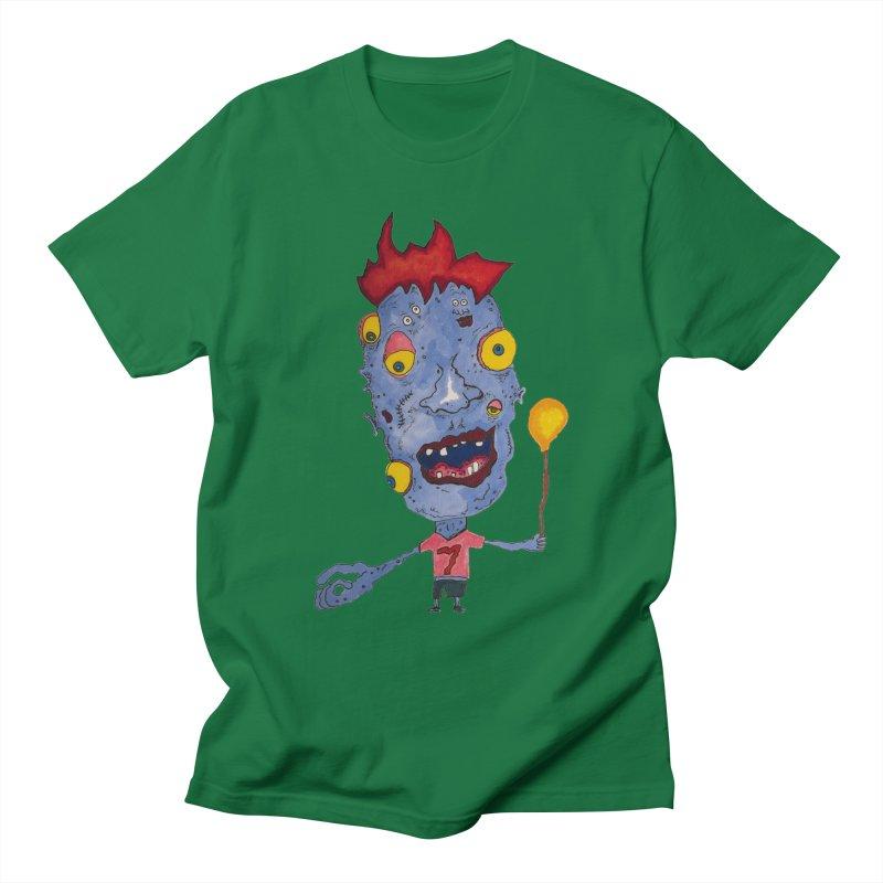 Wonder Boy! Men's T-Shirt by Baston's T-Shirt Emporium!