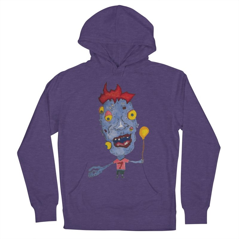 Wonder Boy! Men's Pullover Hoody by Baston's T-Shirt Emporium!
