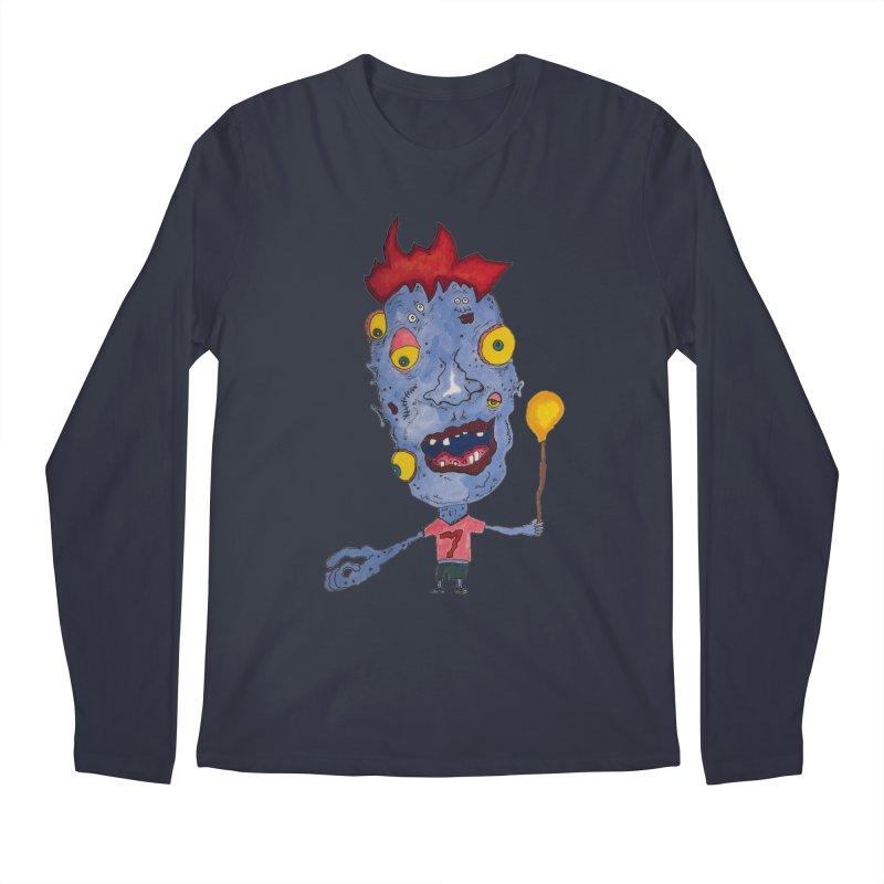 Wonder Boy! Men's Longsleeve T-Shirt by Baston's T-Shirt Emporium!