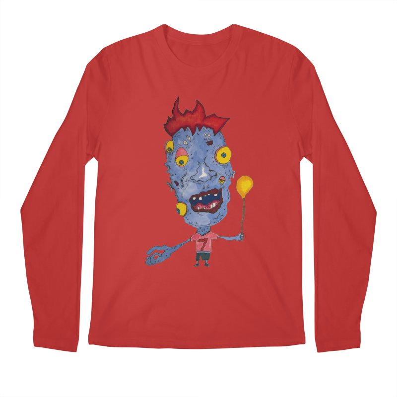 Wonder Boy! Men's Longsleeve T-Shirt by Baston's T-Shirt Emporium!