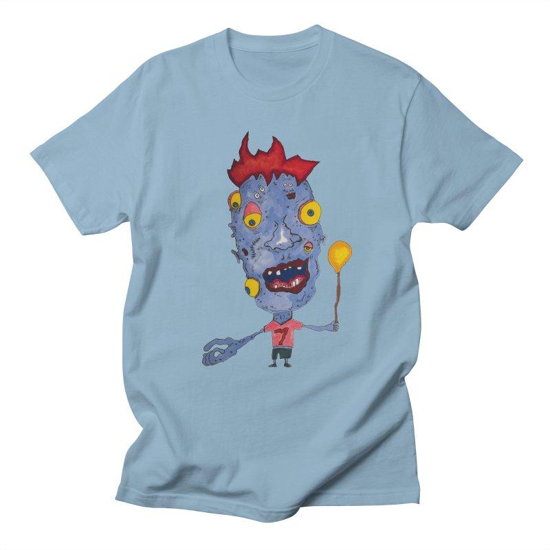 Wonder Boy! Women's Unisex T-Shirt by Baston's T-Shirt Emporium!