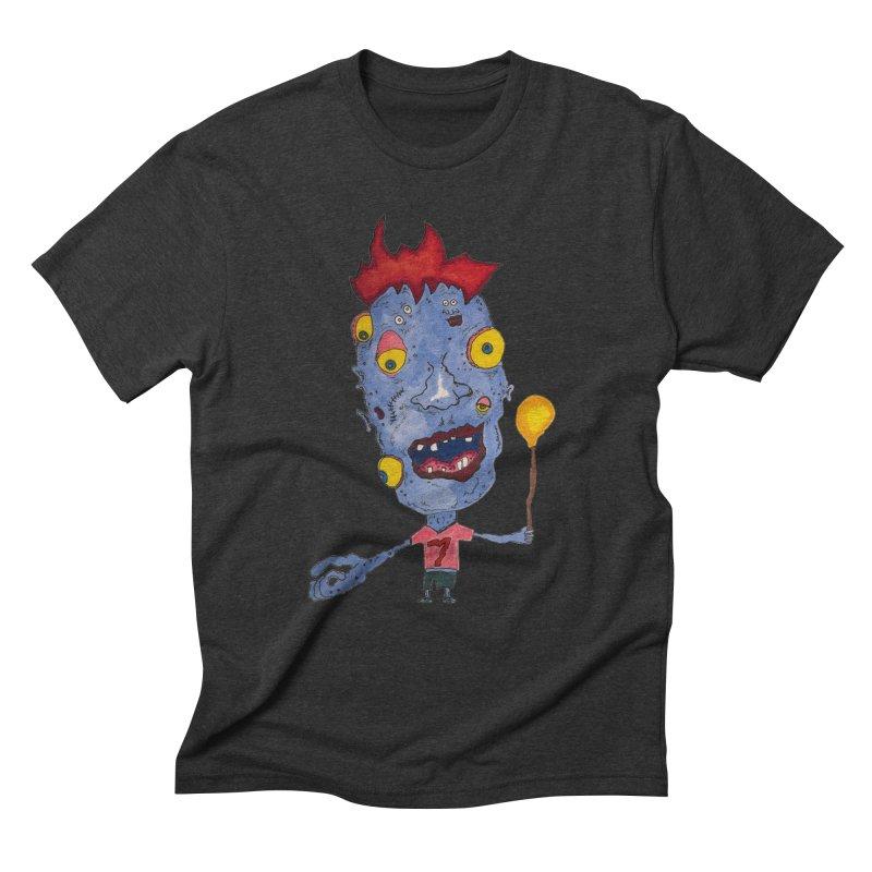 Wonder Boy! Men's Triblend T-Shirt by Baston's T-Shirt Emporium!