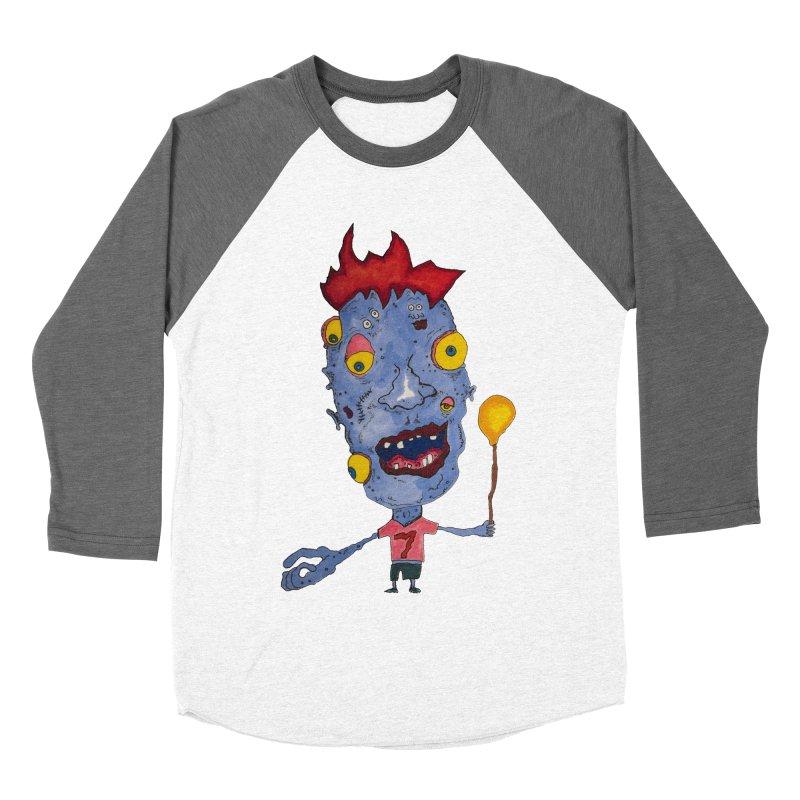 Wonder Boy! Men's Baseball Triblend T-Shirt by Baston's T-Shirt Emporium!