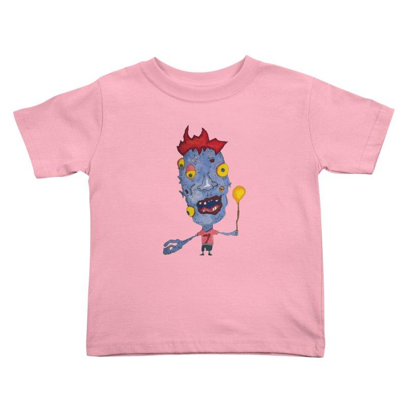 Wonder Boy! Kids Toddler T-Shirt by Baston's T-Shirt Emporium!