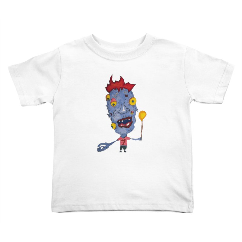 Wonder Boy! Kids Toddler T-Shirt by Baston's T-Shirt Emporium!