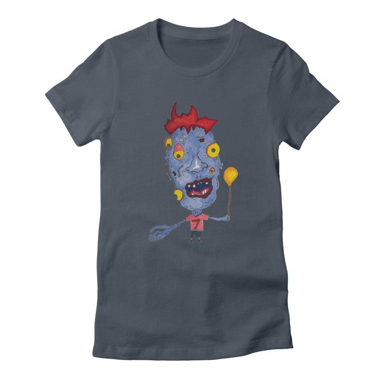 Wonder Boy! Women's T-Shirt by Baston's T-Shirt Emporium!