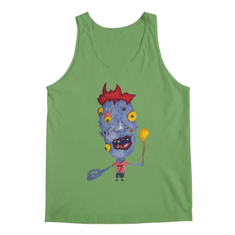 Wonder Boy! Men's Tank by Baston's T-Shirt Emporium!