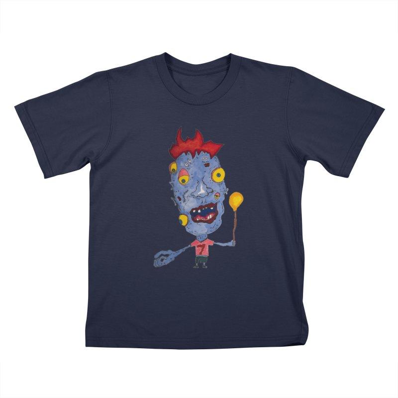 Wonder Boy! Kids T-Shirt by Baston's T-Shirt Emporium!