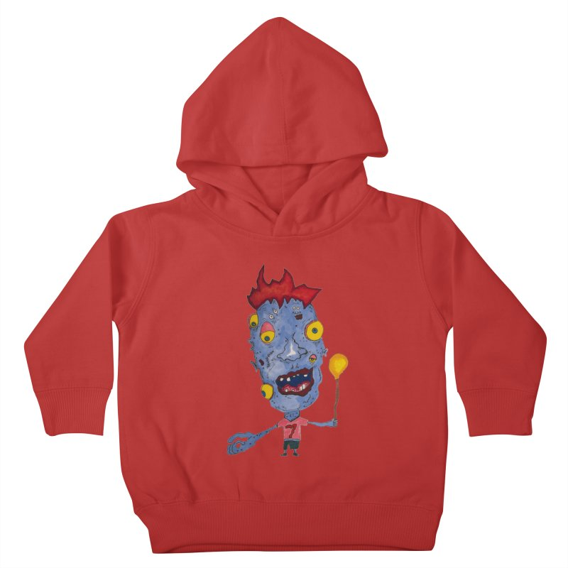 Wonder Boy! Kids Toddler Pullover Hoody by Baston's T-Shirt Emporium!