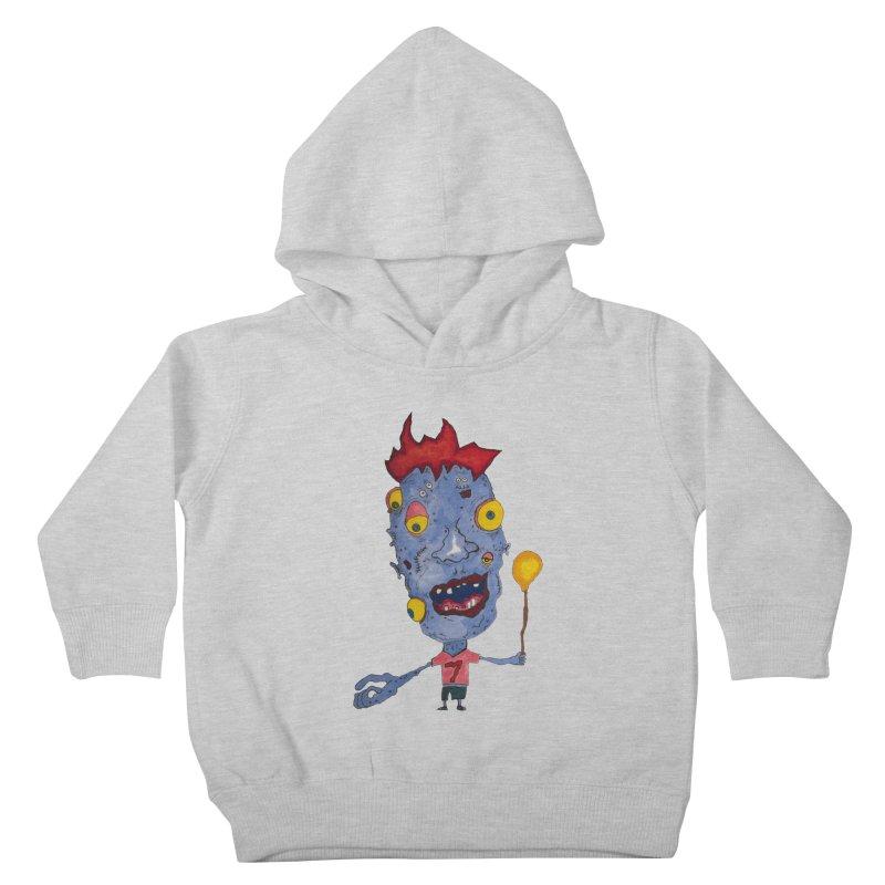 Wonder Boy! Kids Toddler Pullover Hoody by Baston's T-Shirt Emporium!