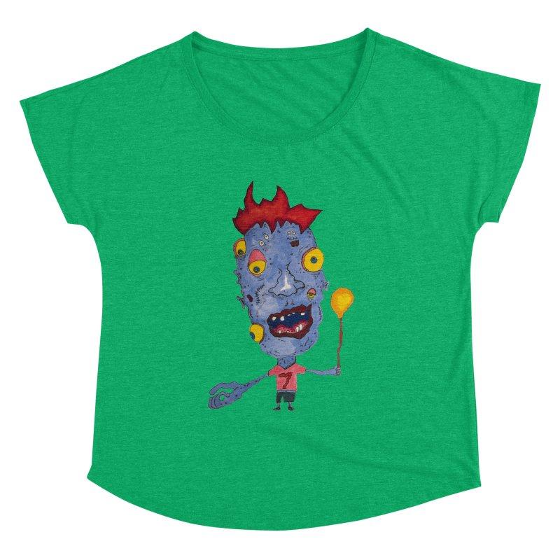 Wonder Boy! Women's Dolman by Baston's T-Shirt Emporium!