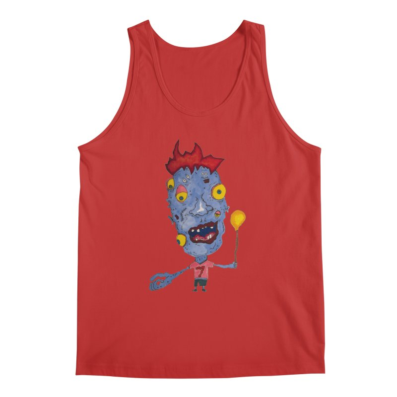 Wonder Boy! Men's Tank by Baston's T-Shirt Emporium!
