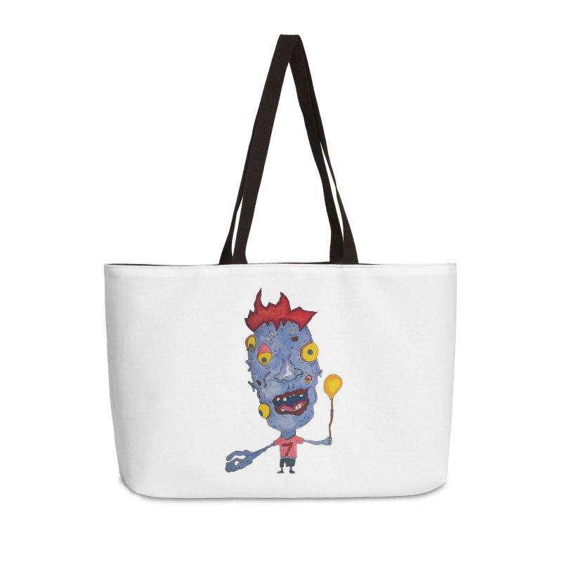 Wonder Boy! Accessories Bag by Baston's T-Shirt Emporium!