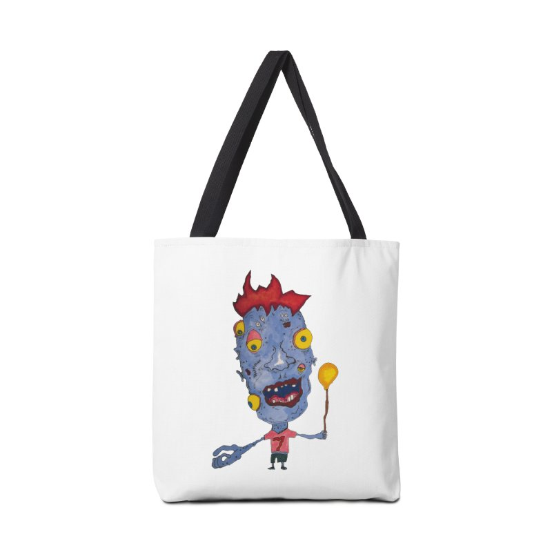 Wonder Boy! Accessories Bag by Baston's T-Shirt Emporium!