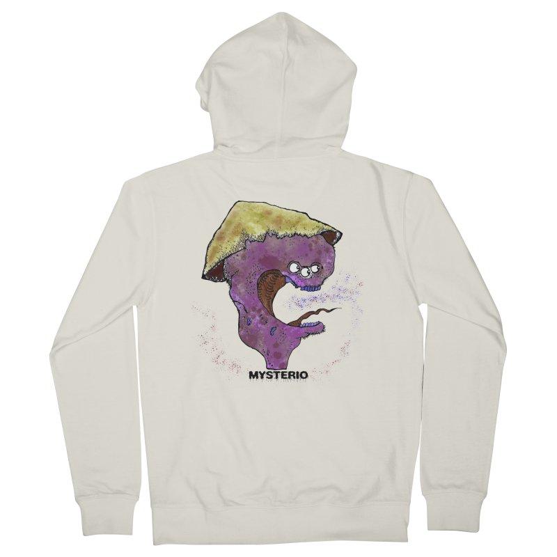 Serpent Ghost of Asia Men's Zip-Up Hoody by Baston's T-Shirt Emporium!