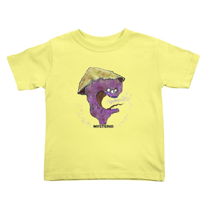 Serpent Ghost of Asia Kids Toddler T-Shirt by Baston's T-Shirt Emporium!
