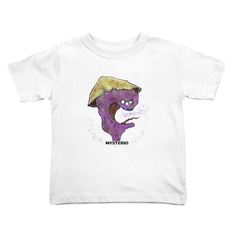 Serpent Ghost of Asia Kids Toddler T-Shirt by Baston's T-Shirt Emporium!