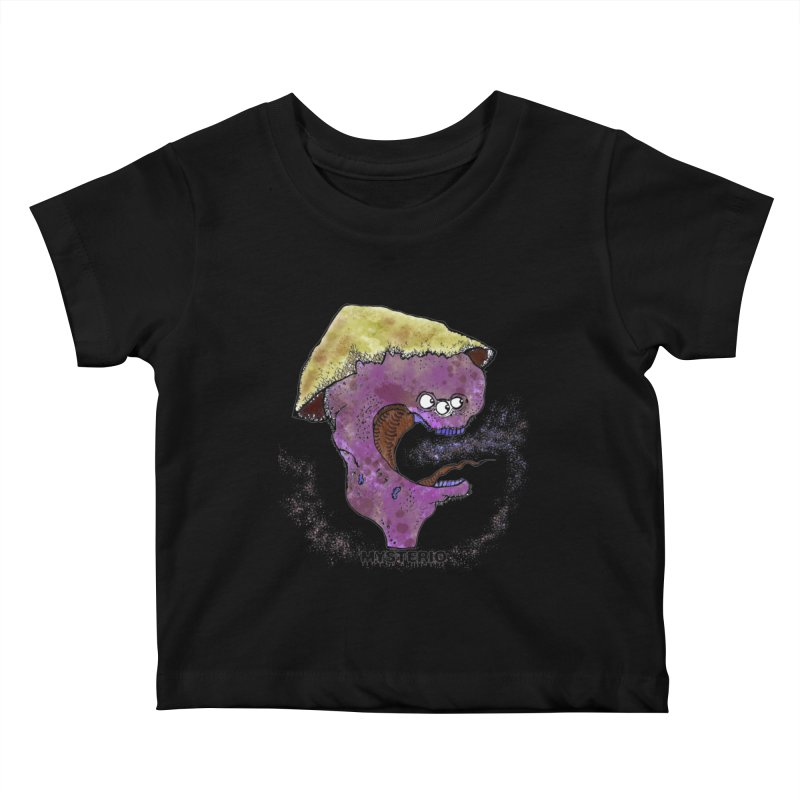 Serpent Ghost of Asia Kids Baby T-Shirt by Baston's T-Shirt Emporium!