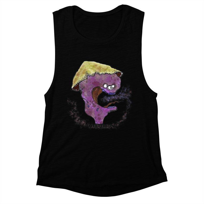Serpent Ghost of Asia Women's Tank by Baston's T-Shirt Emporium!
