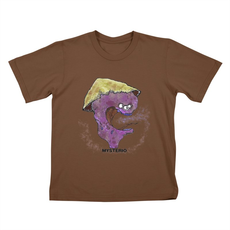 Serpent Ghost of Asia Kids T-Shirt by Baston's T-Shirt Emporium!