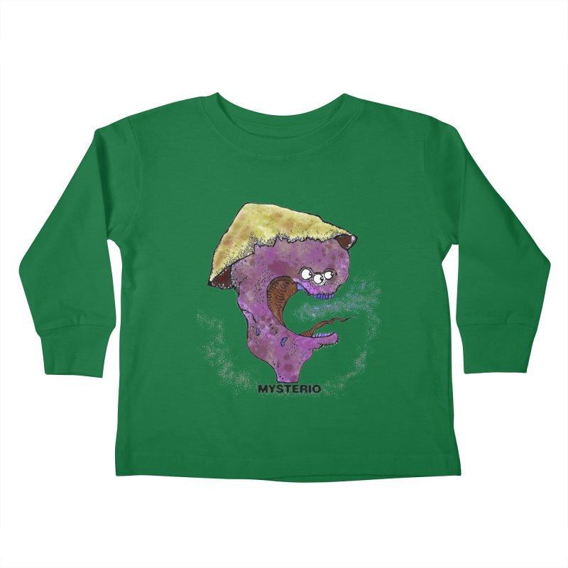 Serpent Ghost of Asia Kids Toddler Longsleeve T-Shirt by Baston's T-Shirt Emporium!
