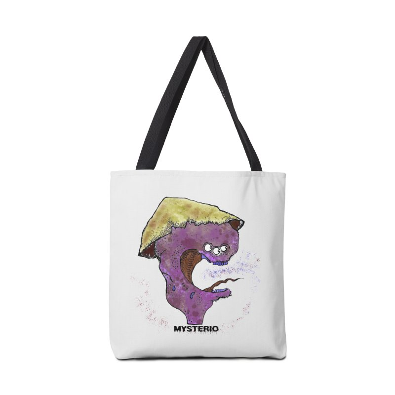 Serpent Ghost of Asia Accessories Bag by Baston's T-Shirt Emporium!