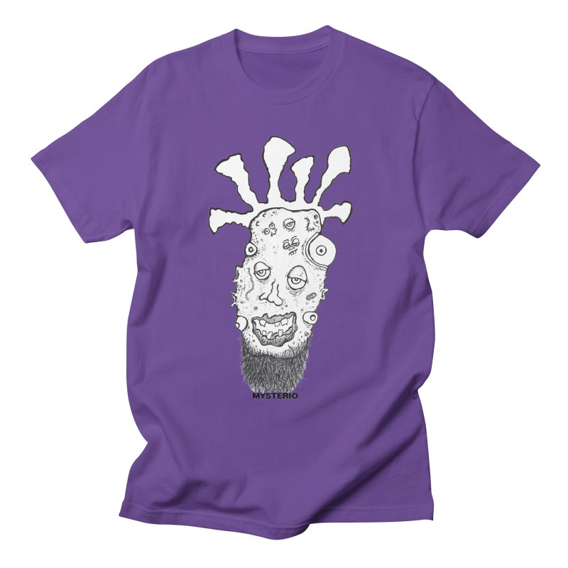 Hipster Jimi Women's Unisex T-Shirt by Baston's T-Shirt Emporium!
