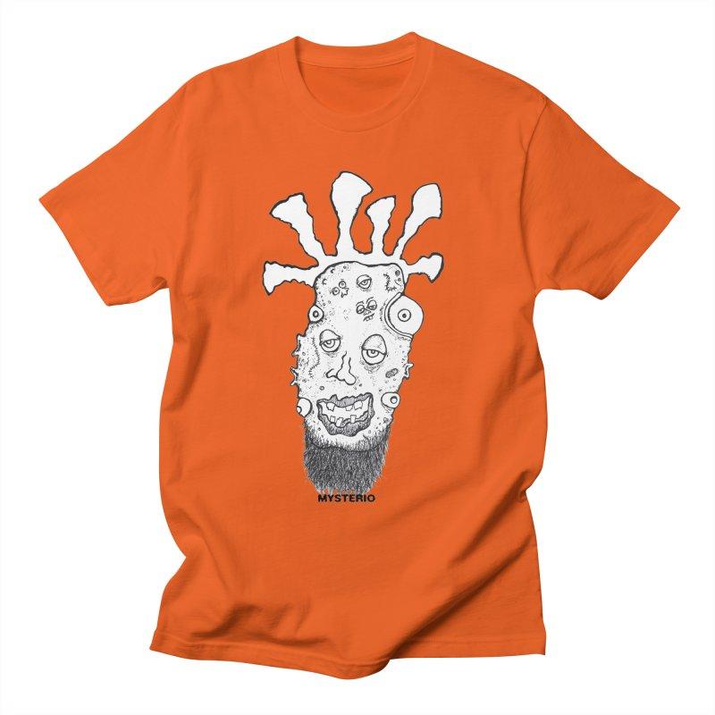 Hipster Jimi Men's T-shirt by Baston's T-Shirt Emporium!