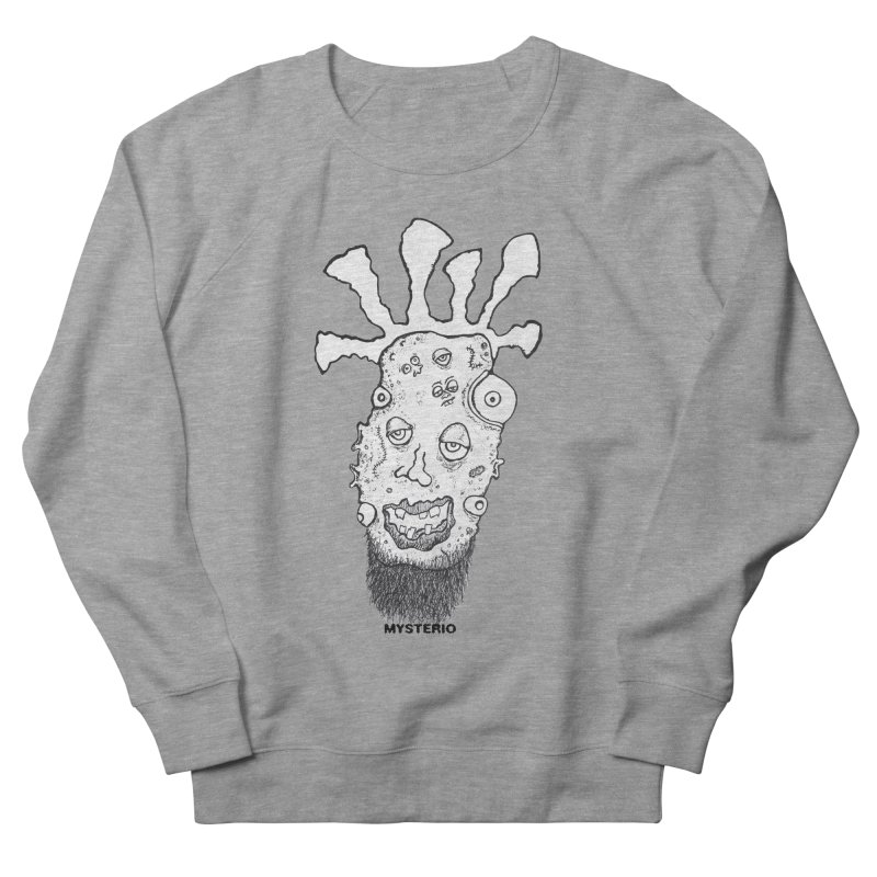 Hipster Jimi Women's Sweatshirt by Baston's T-Shirt Emporium!