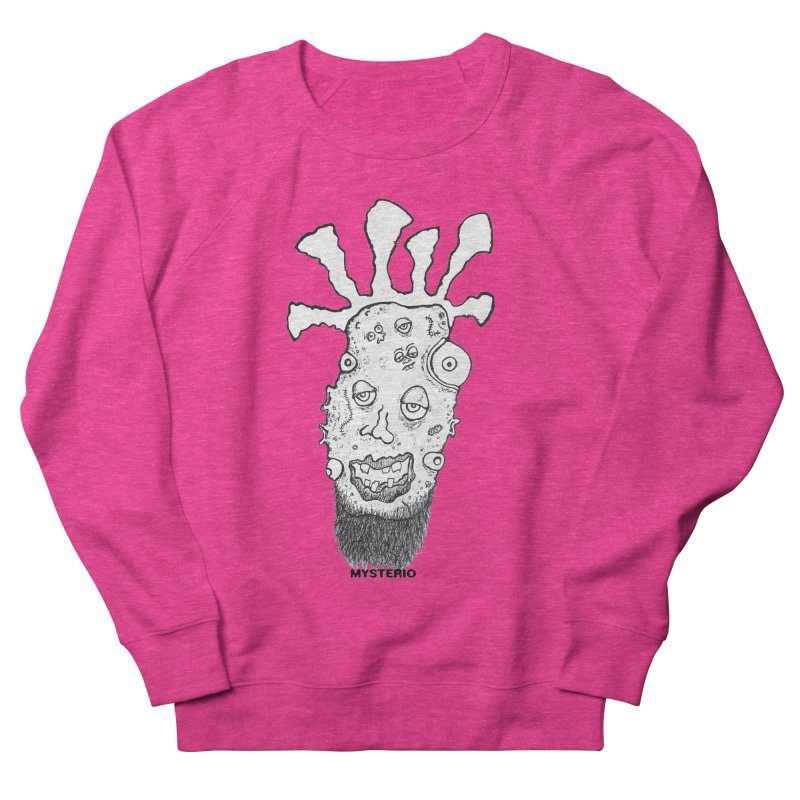 Hipster Jimi Men's Sweatshirt by Baston's T-Shirt Emporium!