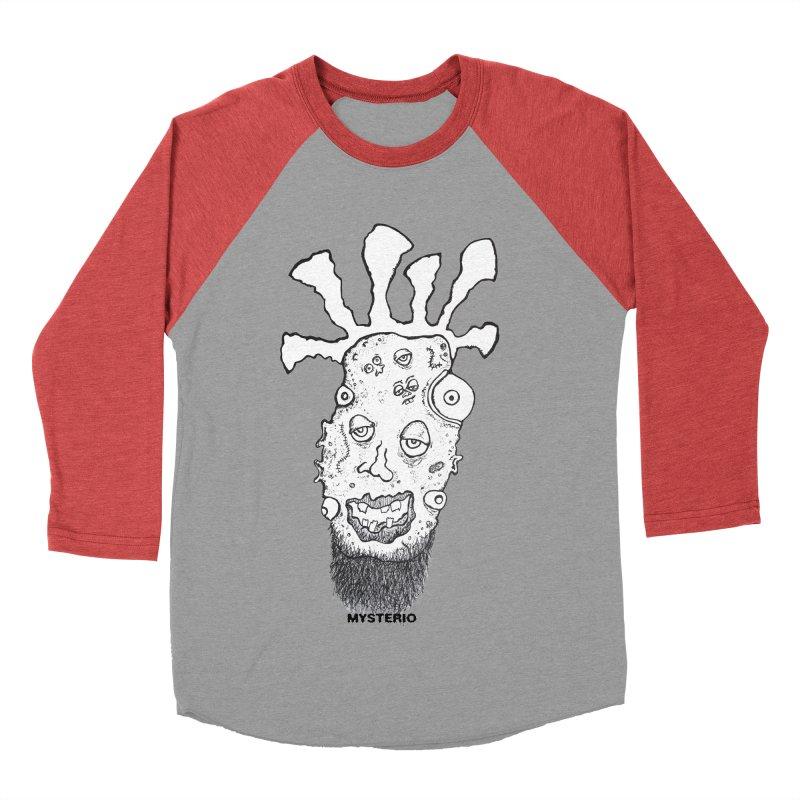 Hipster Jimi Women's Baseball Triblend T-Shirt by Baston's T-Shirt Emporium!
