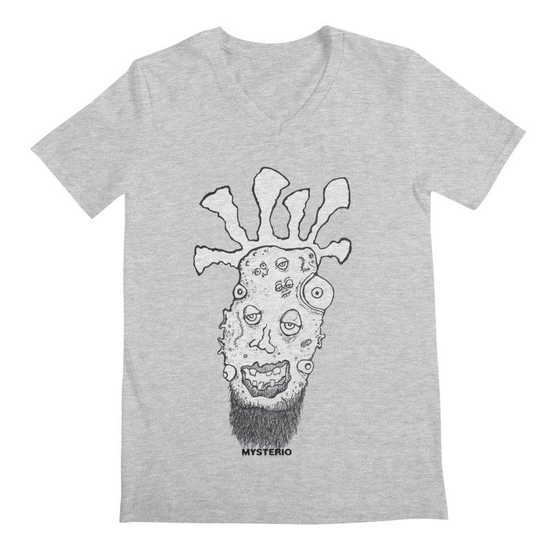 Hipster Jimi Men's V-Neck by Baston's T-Shirt Emporium!