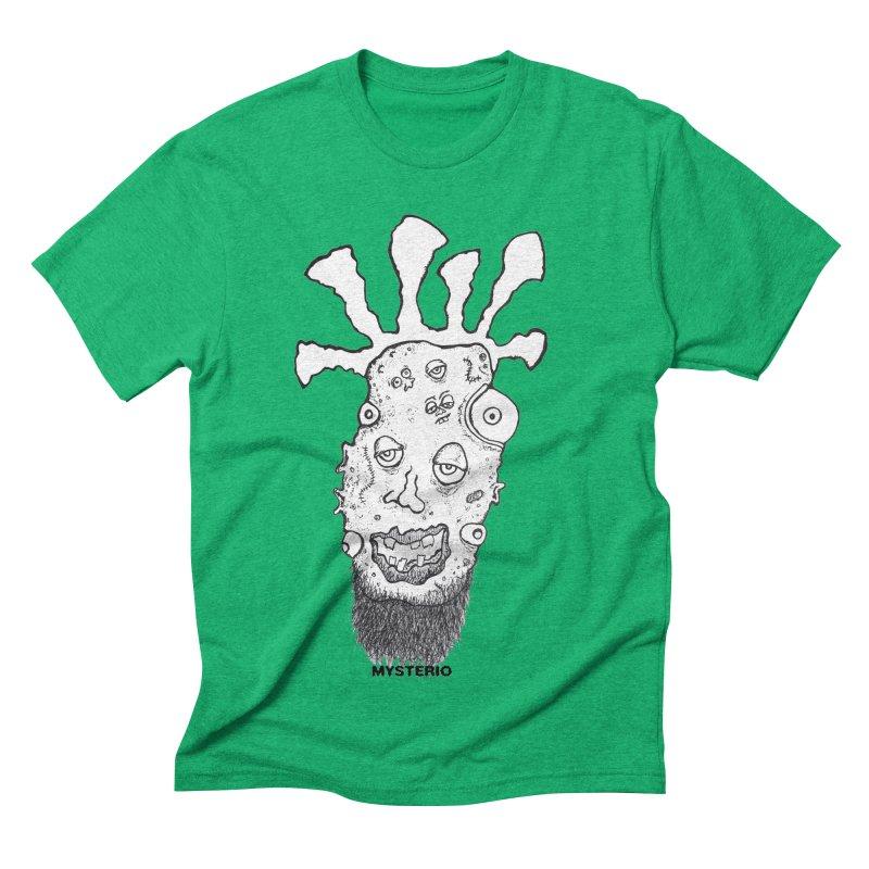 Hipster Jimi Men's Triblend T-shirt by Baston's T-Shirt Emporium!