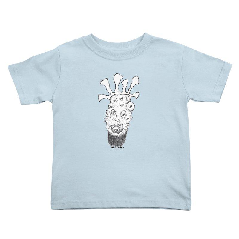 Hipster Jimi Kids Toddler T-Shirt by Baston's T-Shirt Emporium!