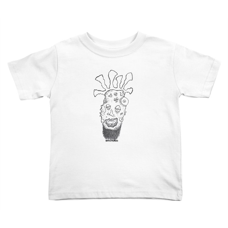 Hipster Jimi Kids Toddler T-Shirt by Baston's T-Shirt Emporium!