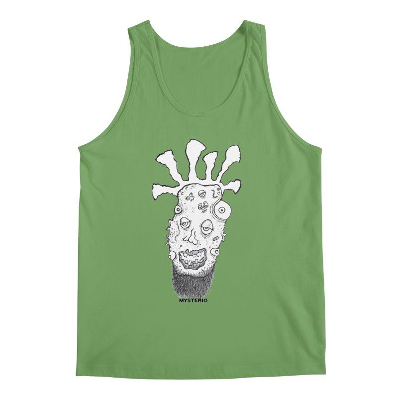 Hipster Jimi Men's Tank by Baston's T-Shirt Emporium!