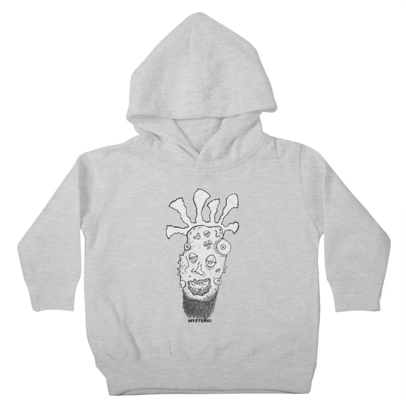 Hipster Jimi Kids Toddler Pullover Hoody by Baston's T-Shirt Emporium!