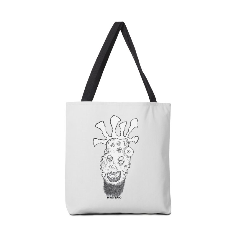 Hipster Jimi Accessories Bag by Baston's T-Shirt Emporium!