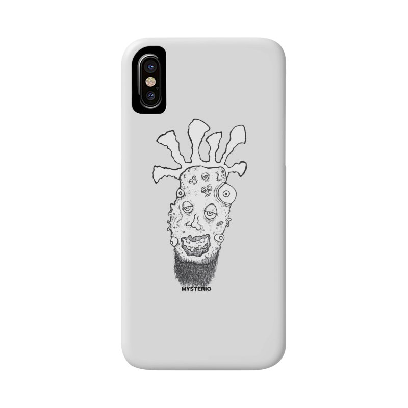 Hipster Jimi Accessories Phone Case by Baston's T-Shirt Emporium!