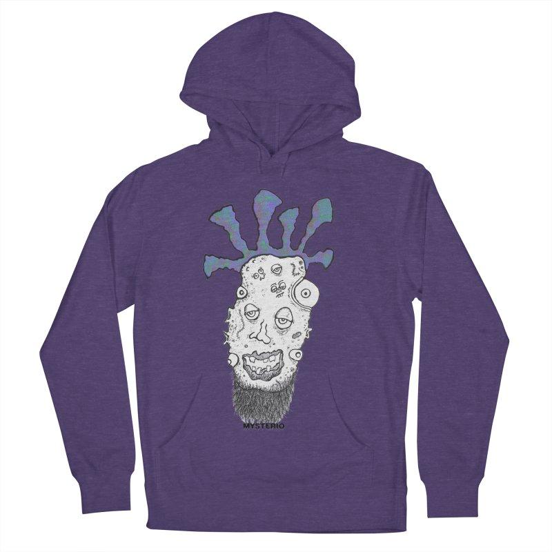 Purple Haze! Men's Pullover Hoody by Baston's T-Shirt Emporium!